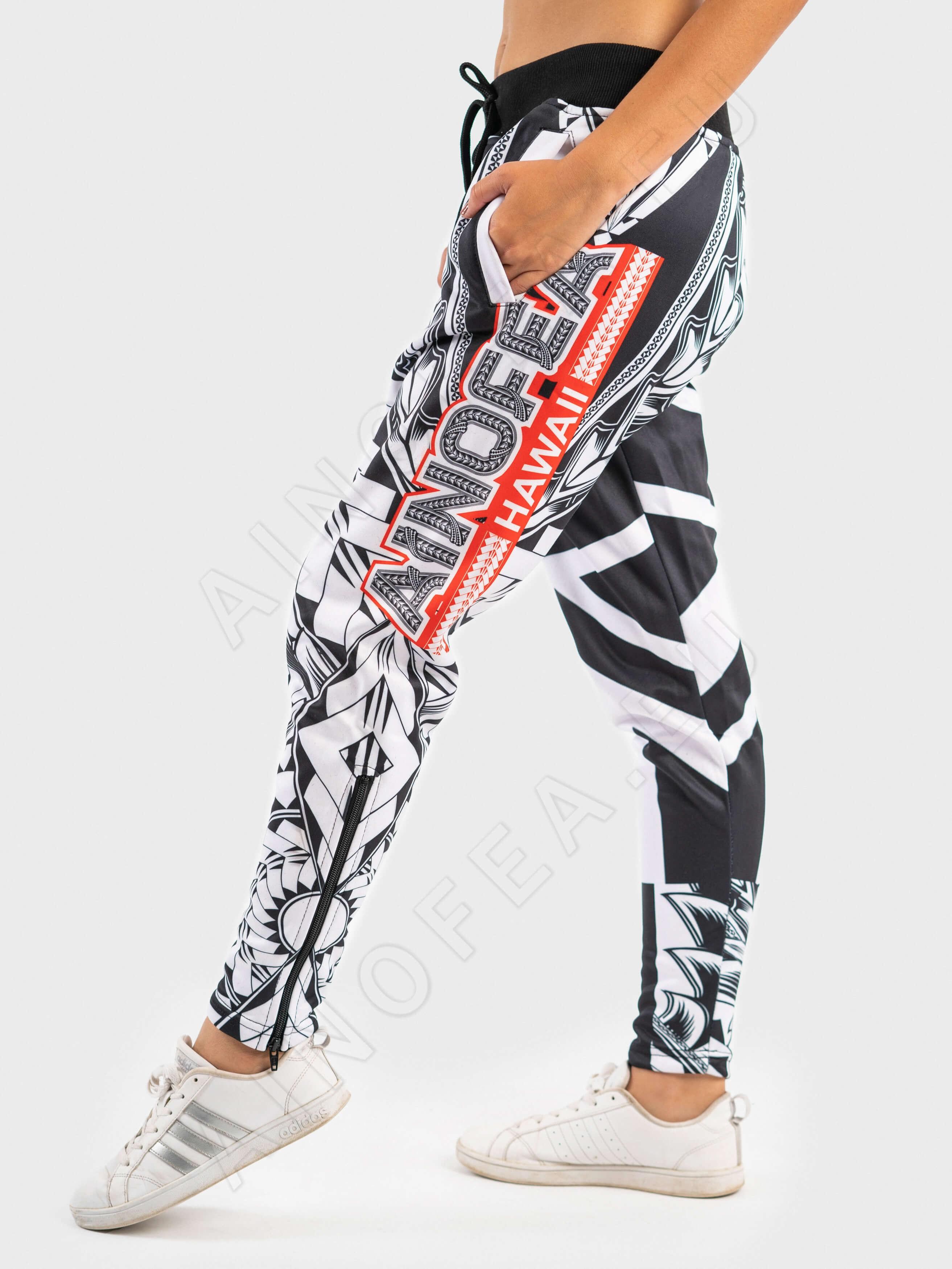 ainofea oahu women's fleece trousers
