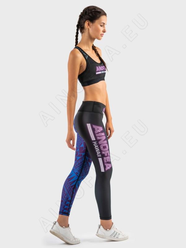 ainofea purple women's tights